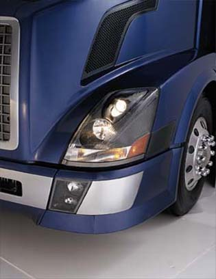 volvo Truck lighting